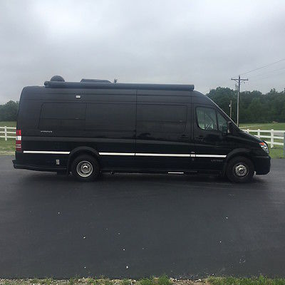 2014 Airstream Interstate Sprinter Extended