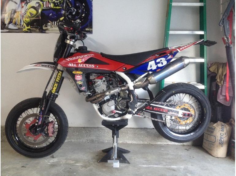 2008 Husqvarna 450 SMR