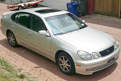 Lexus : GS PLATINUM  2000 lexus gs 400 platinum edition made in japan rwd