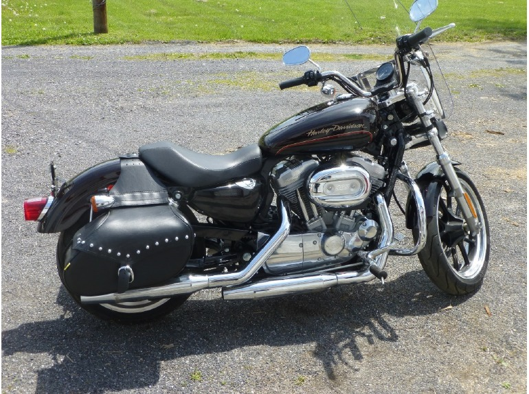 2011 Harley-Davidson Sportster 883 LOW