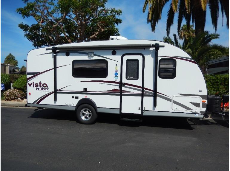 Used Vista Cruiser Travel Trailer For Sale