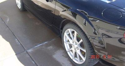 Mazda : MX-5 Miata GT Miata MX-5 Black Convertible