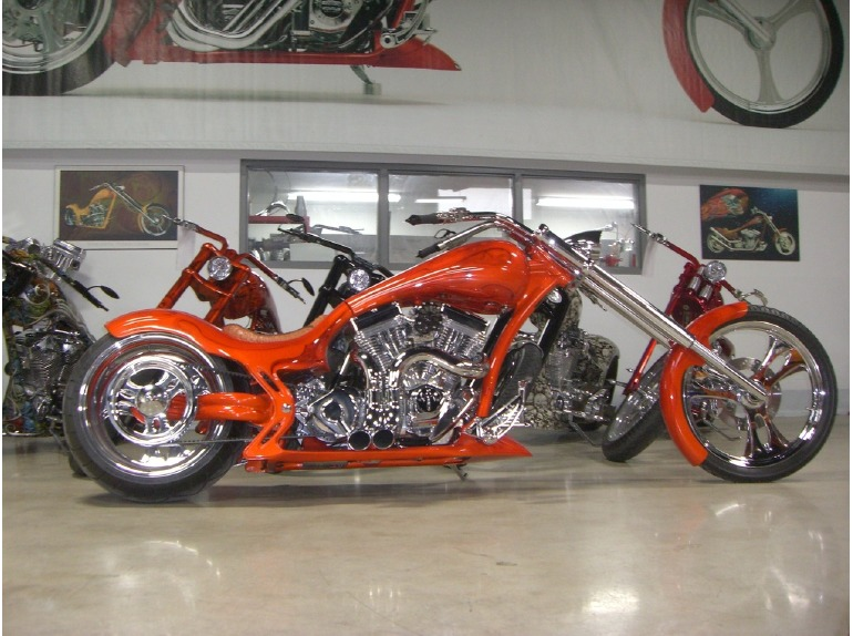 2009 Thunder Cycle Designs Single Sided Softail