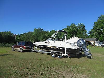 Hurricane Sun Deck 237 Boats For Sale