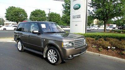 Land Rover : Range Rover SC 2011 land rover sc