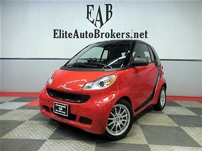 Smart : Fortwo Passion NAVIGATION-LEATHER HEATED SEATS-PANO ROOF-PW-ALLOY WHEELS *MSRP $17,775*