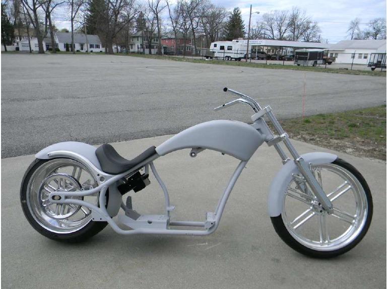 2008 Big Dog Motorcycles Pitbull
