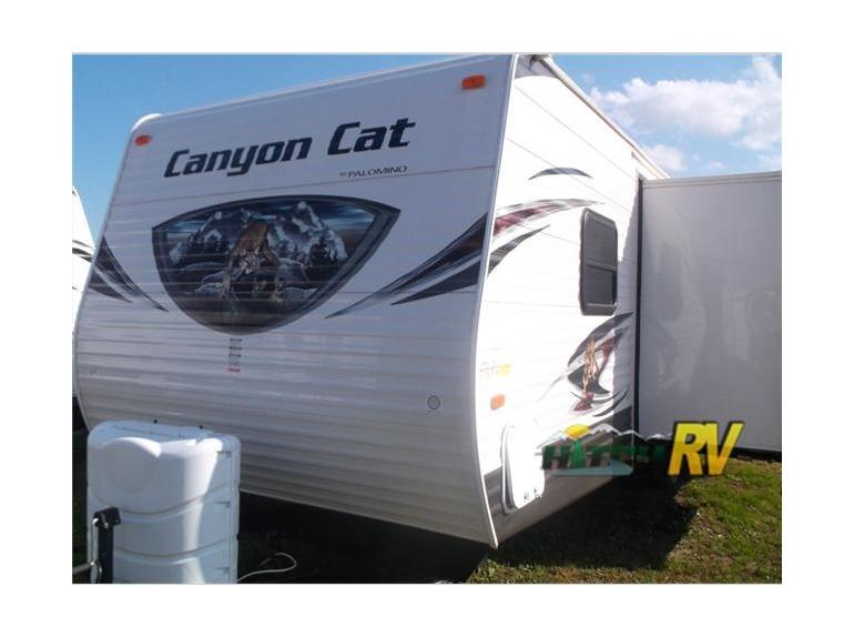 2014 Palomino Canyon Cat 27RBSC