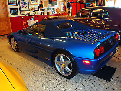 Ferrari : 355 355 Spider 6 speed Ferrari 1997 355 Spider 6 speed