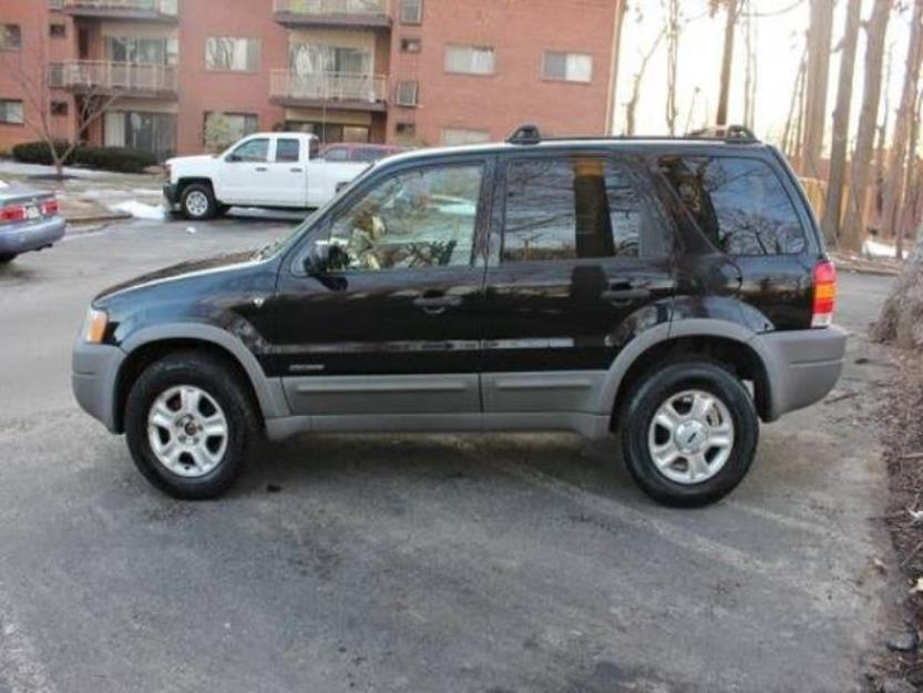 Ford Escape 2001 Cars For Sale