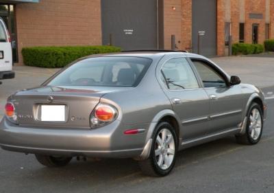 2002 NISSAN Maxima 6CYL