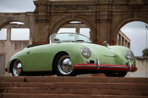 1957 Porsche 356 for: $26000