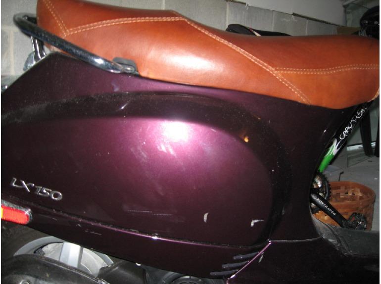 2006 Vespa Lx 150