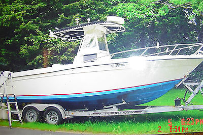 1990 Wahoo 2600 EFS without Motors