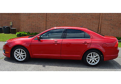 Ford : Fusion SEL Sedan 4-Door Ford Fusion SEL 2010 Leather New Tires