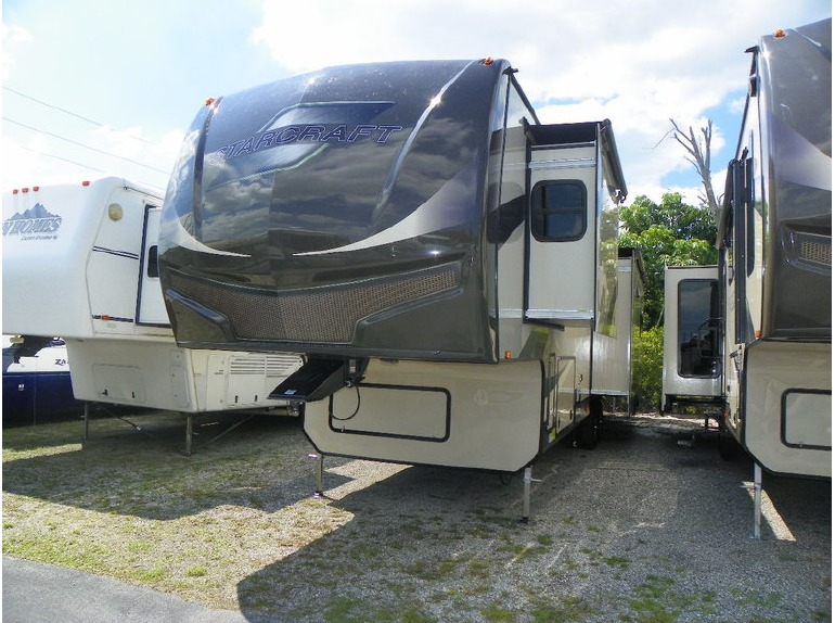 Starcraft Solstice Fifth Wheel 354 Resa Rvs For Sale