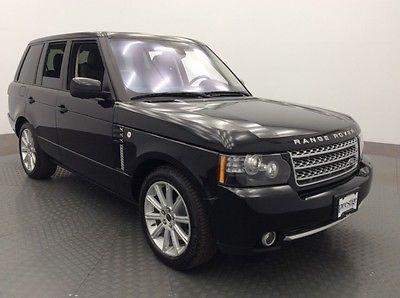 Land Rover : Range Rover SC 2012 sc