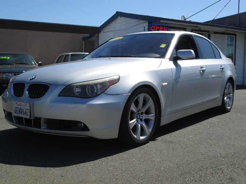 2005 BMW 545 i Vallejo, CA