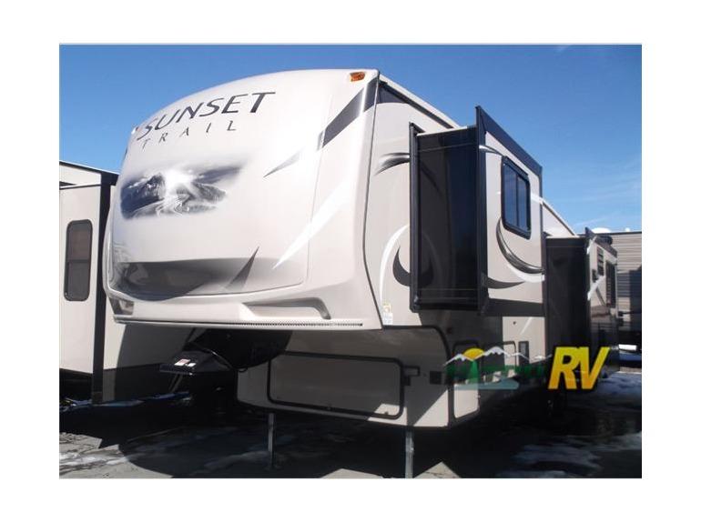 2015 Crossroads Rv Sunset Trail Super Lite ST290RL