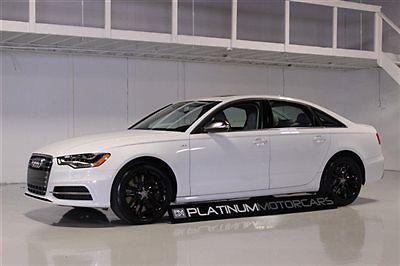 Audi : S6 Prestige 2013 audi s 6 loaded twin turbo v 8