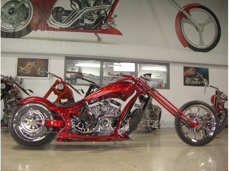 2006 Thunder Cycle Designs Single Sided Swingarm