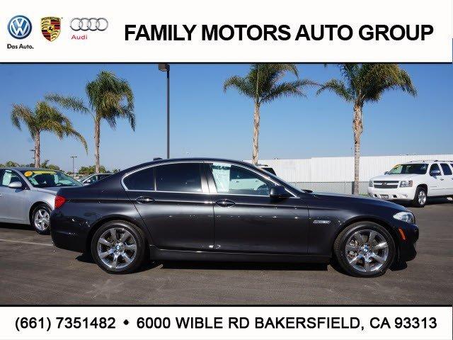 2011 BMW 550 i Bakersfield, CA