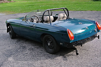 MG : MGB Open Air - Roll Bar 1977 mgb restored and modified not your typical 77 mgb w extra parts