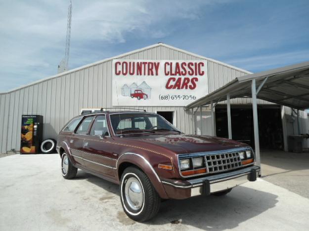 1988 AMC Eagle Wagon for: $7650