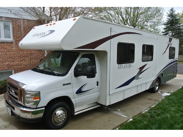 2008 Holiday Rambler Atlantis