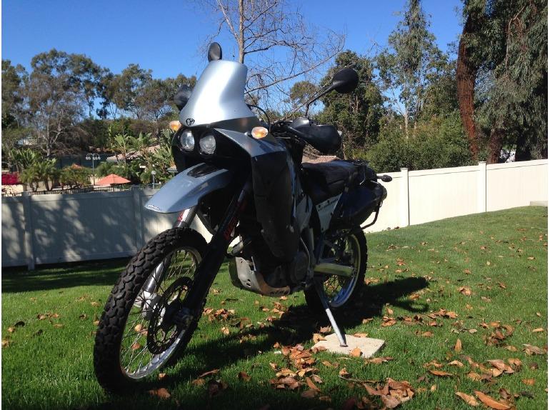 2003 KTM Adventure 640