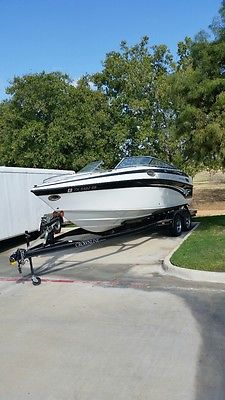 Crownline 23ft BIG Block