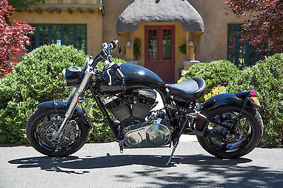Other Makes : Hellcat 2000 confederate hellcat motorcycle