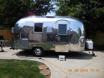 Antique Airstream