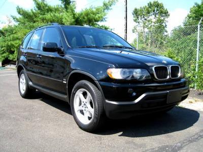 BMW X5 AWD - 2001