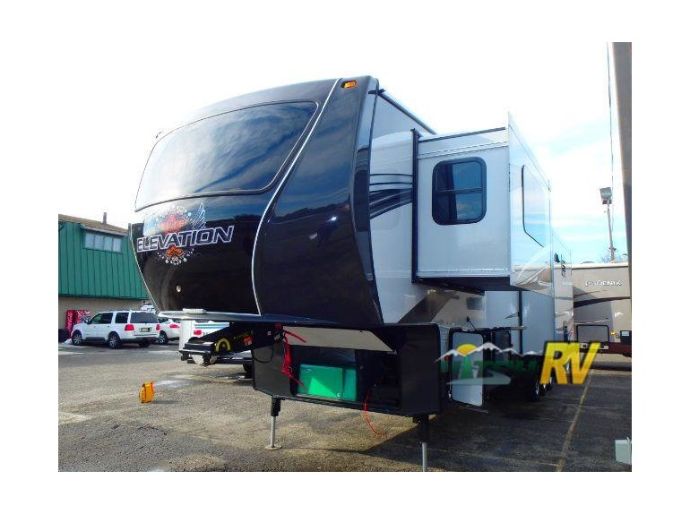 2015 Crossroads Rv Elevation TF 3840
