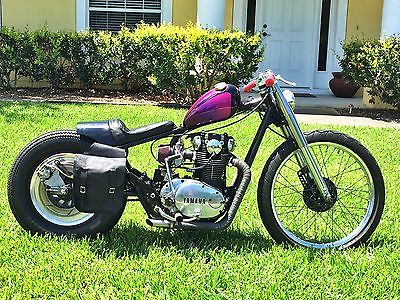 Custom Built Motorcycles : Other Custom xs650