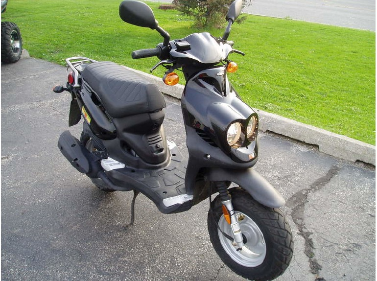 Genuine Scooter Roughhouse R50 motorcycles for sale in Indiana