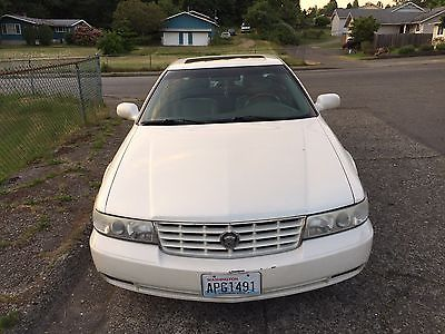 Cadillac : Seville STS Sedan 4-Door 1999 cadillac seville sts sedan 4 door 4.6 l
