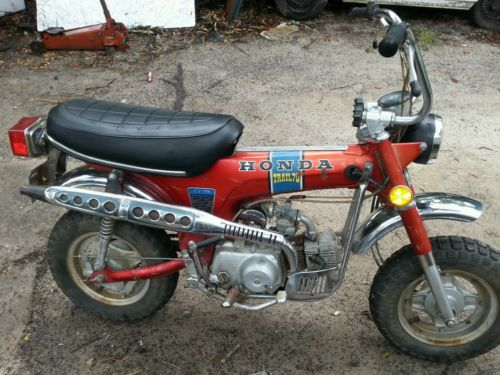 Honda : CT 1972 honda ct 70 trail 70