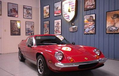 lotus europa cars for sale in jacksonville florida. Black Bedroom Furniture Sets. Home Design Ideas