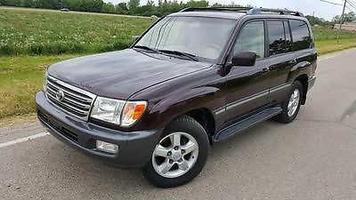 Toyota : Land Cruiser 1 OWNER 1 owner 130 xxx original miles very clean beauitful lqqk