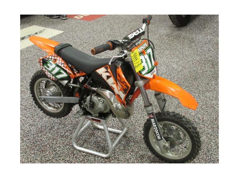 2008 KTM 50 SX Mini