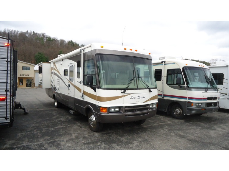 2006 National Rv Sea Breeze 1341 Ford