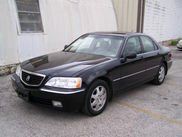 2002 Acura RL 4dr Sdn