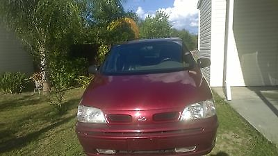 Oldsmobile : Silhouette GL Mini Passenger Van 4-Door 2000 oldsmobile silhouette gl mini passenger van 4 door 3.4 l