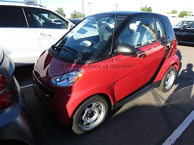 Other Makes : Fortwo 2dr Coupe Pure 2 dr coupe pure new automatic gasoline 1.0 l 3 cyl rally red