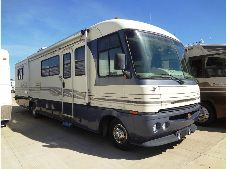 Fleetwood Pace Arrow Vision 35w Rvs For Sale