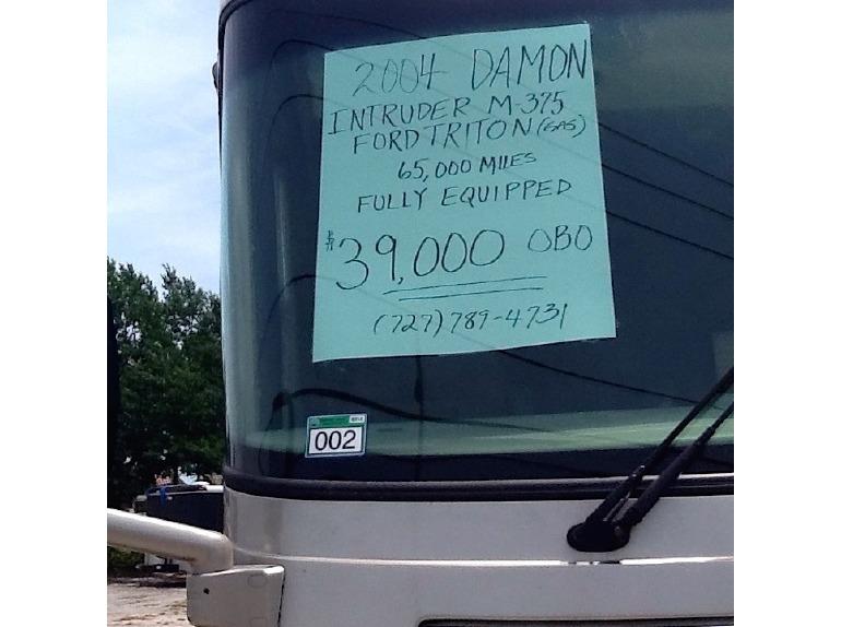 2004 Damon Intruder 375