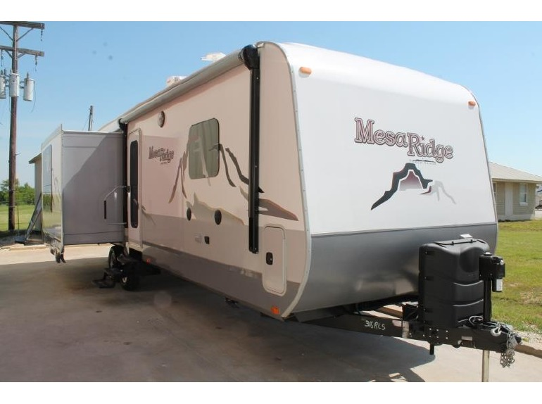 2015 Open Range Mesa Ridge 316RLS