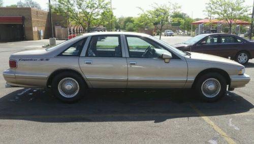 Chevrolet : Caprice SS IMPALA BASE Chevrolet caprice/ss impala base LT1.. SS CAPRICE 350